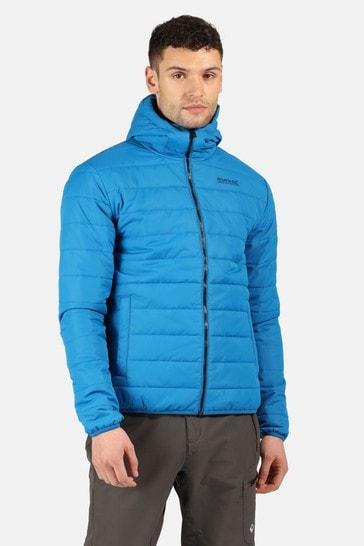 Regatta Blue Helfa Insulated Baffle Jacket