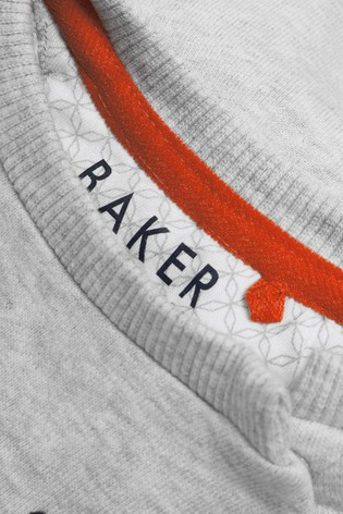 Baker by Ted Baker Baby Boy Lion Top And Jogger Sweat Set
