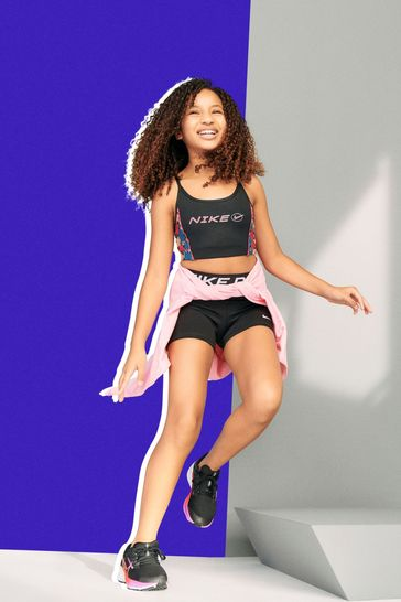 Nike Performance Black Pro Shorts