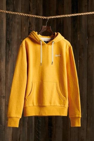 Superdry Orange Label Classic Hoodie