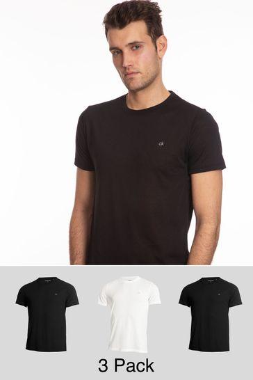 Calvin Klein Golf T-Shirts Three Pack