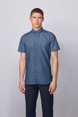 BOSS Blue Magneton_1-Short Shirt