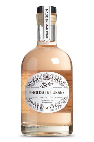 English Rhubarb Gin Liqueur 35cl by Tiptree