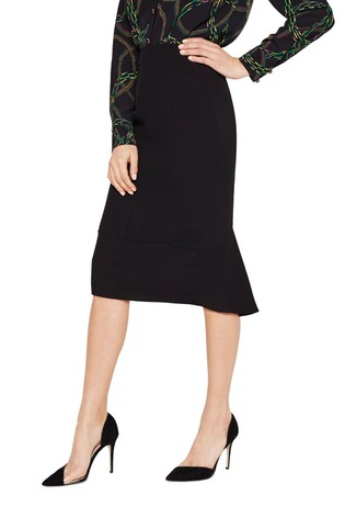 Damsel In A Dress Isabella Cut-Out City Suit Skirt