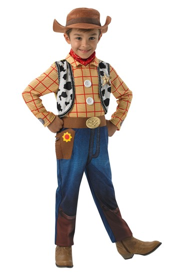 Rubies Disney™ Toy Story 4 Deluxe Woody Fancy Dress Costume