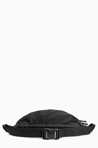 Nike Black Sportswear Hip Pack