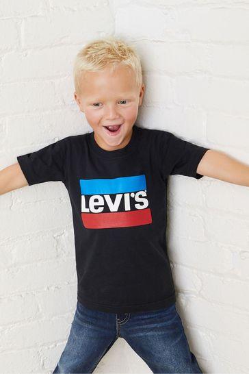 Levi's® Kids Sports Logo T-Shirt