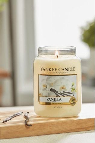 Yankee Candle Classic Large Vanilla Candle