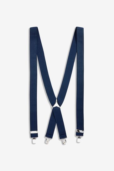 Navy Wide Braces