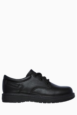 Gravlen Lace-Up Low Top School Shoe