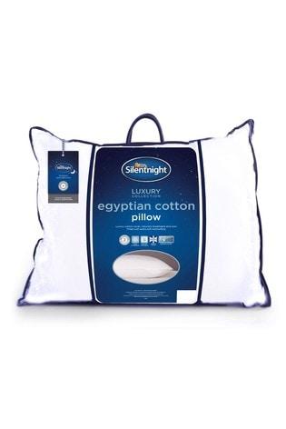 Silentnight Egyptian Cotton Pillow