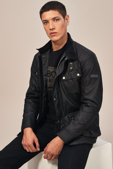 Barbour® International Duke Wax Jacket