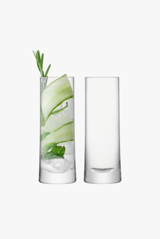 Set of 2 LSA International Gin Highballs