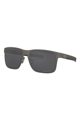 Oakley® Grey Holbrook Metal Sunglasses