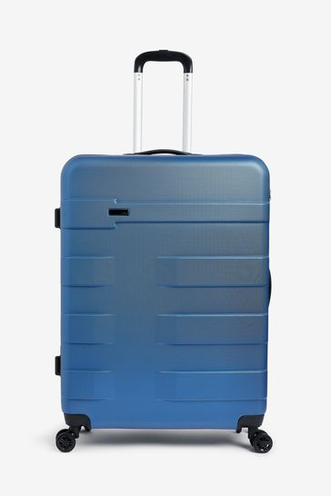 Blue Large Hard Case With TSA Security Lock