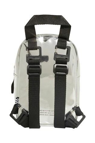 adidas Originals Silver Mini Backpack