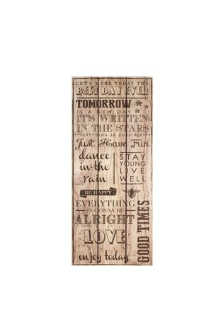 Best Day Ever Wooden Plaque by Art For The Home