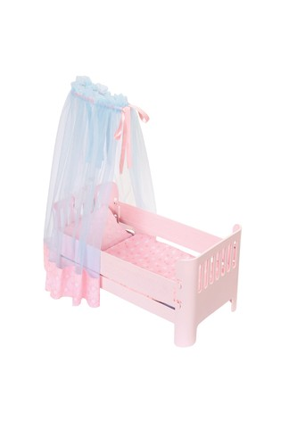 Baby Annabell Sweet Dreams Bed 700068