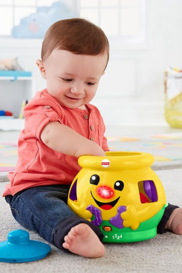 Fisher-Price Baby Smartronics Cookie Shape Surprise