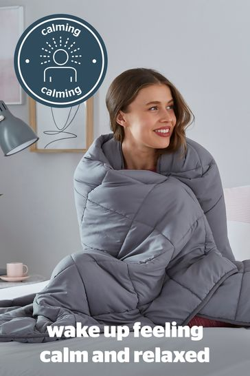 Adults 6.8kg Weighted Blanket by Silentnight
