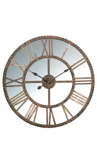 Parlane Mirrored Clock