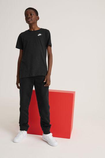 Nike Small Logo Futura T-Shirt