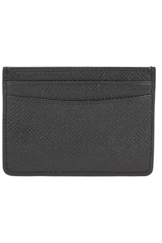 BOSS Black Signature Collection Card Wallet
