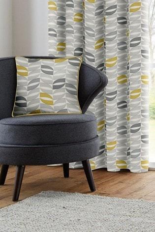 Fusion Yellow Copeland Cushion