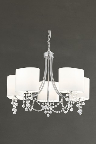 Crest 5 Light Ceiling Light by Searchlight