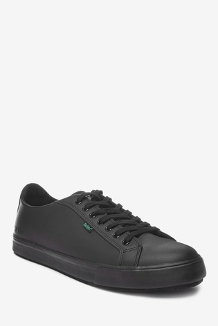 Buy Kickers® Black Tovni Lacer Leather