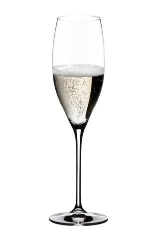 Set of 2 Riedel Vinum Cuvee Prestige Champagne Flutes