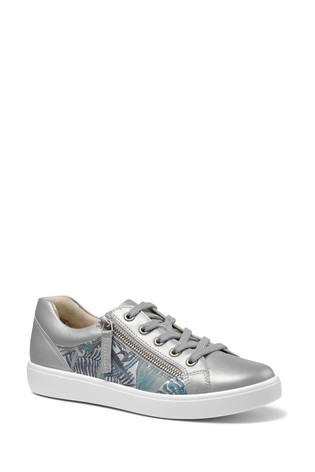 Hotter Chase Zip Fastening Trainers