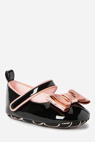 Baker by Ted Baker Mary Jane Black Shoes