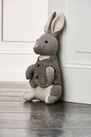 Rory the Rabbit Doorstop