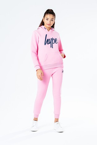 Hype. Overhead Hoody And Joggers Set