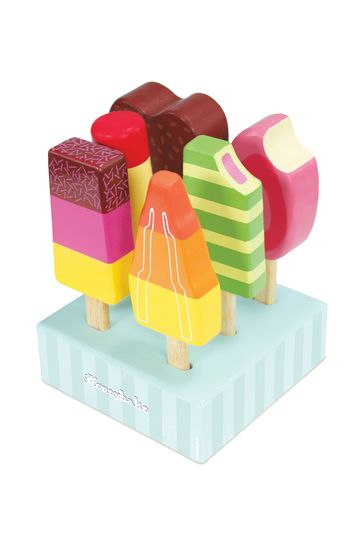 Le Toy Van Wooden Ice Lollies