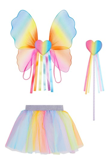 Angels by Accessorize Multi Over The Rainbow Dress Up Set