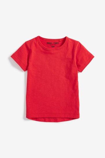 Multi Short Sleeve T-Shirts Five Pack (3mths-7yrs)