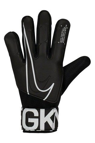 Nike Black Goalkeeper Gloves