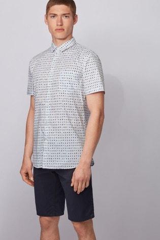 BOSS White Magneton_1-Short Shirt
