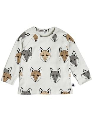Tobias & The Bear Fox & Co Long T-Shirt