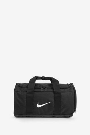 Nike Black Training Duffle Bag