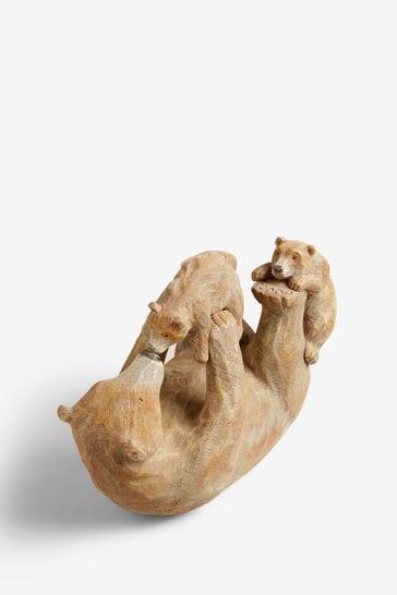Bear Hugs Sculpture