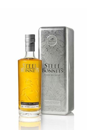 """Steel Bonnets"" Blended Malt Whisky by The Lakes Distillery"