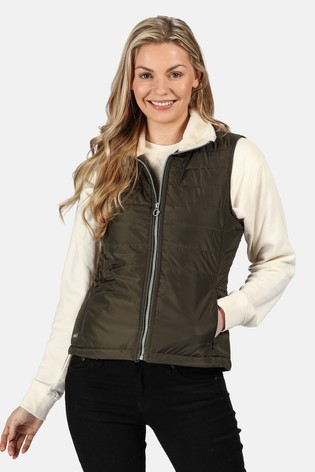 Regatta Green Westlynn Insulated Bodywarmer