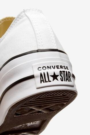 Converse Platform Lift Chuck Ox Trainers