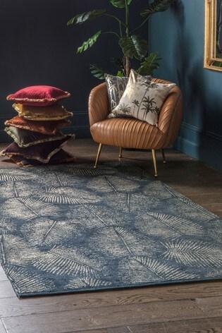 Windsor Gold Leaf Rug by Gallery Direct