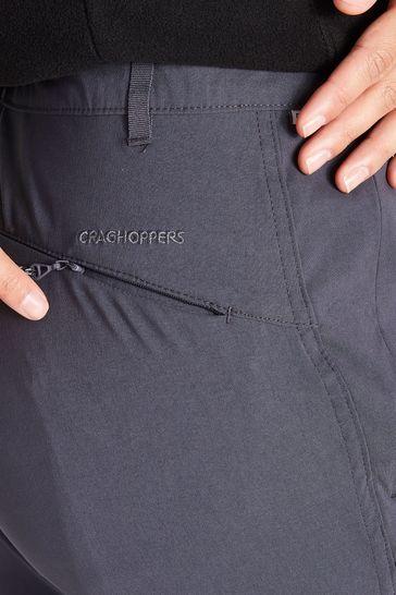 Craghoppers Grey Kiwi Pro Trousers