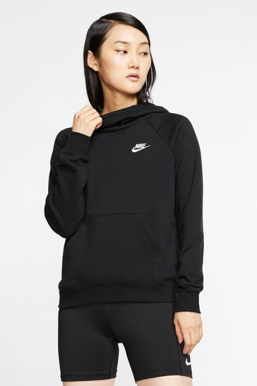 Nike Essential Fleece Funnel Neck Hoody