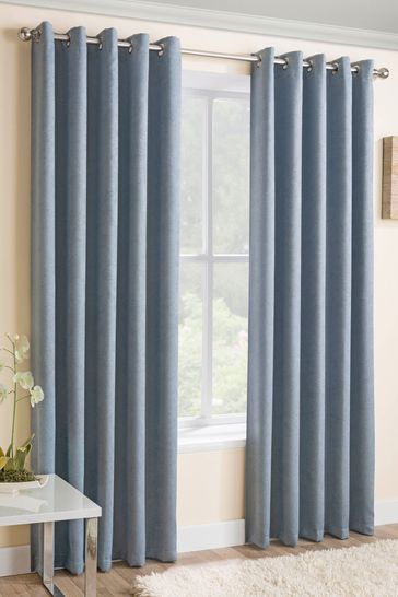 Enhanced Living Lined Thermal/Blackout Curtains